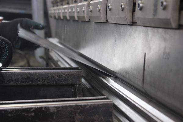Услуги гибки металлопроката недорого