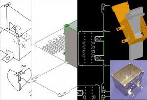 Услуги проектирования конструкторской документации недорого