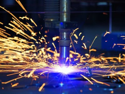 Услуги лазерной резки металла цена