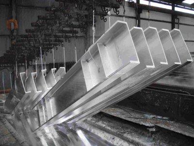 Виды цинкования металла Запорожье