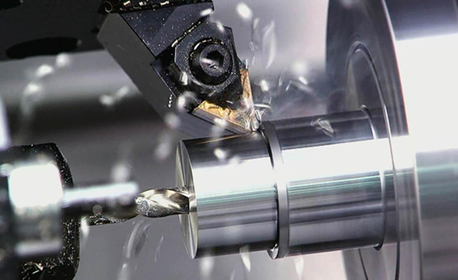 Обработка металлических заготовок цена