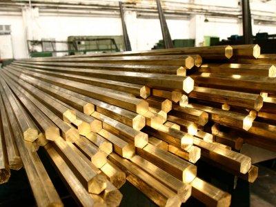 Услуги обработки цветных металлов