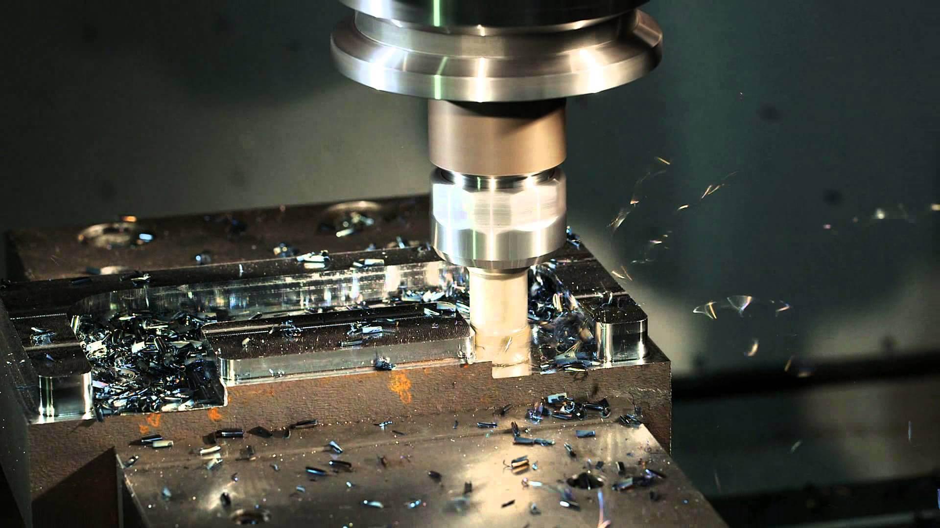 Фрезерная обработка деталей цена