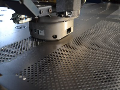 Услуги штамповки листового металла
