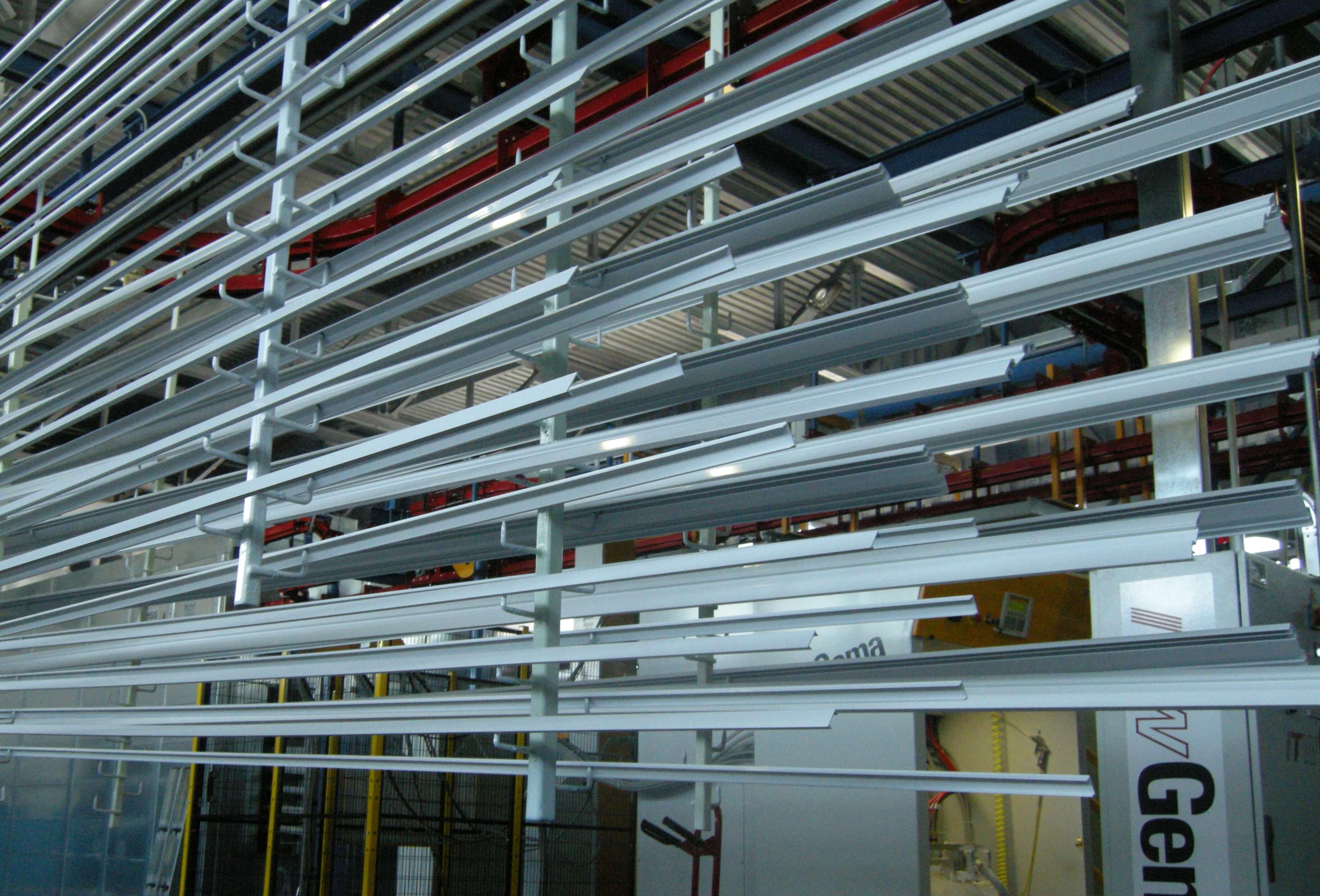 Услуги нанесения полимерного покрытия на металл